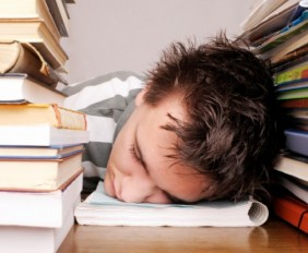 stress-exam-study