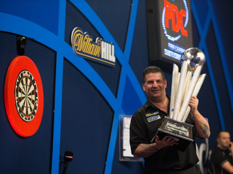players championship darts