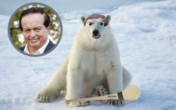 Marty Morrissey